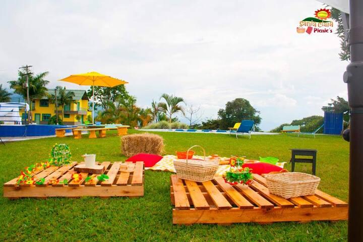 Alquiler Finca Turística en Calarca Quindio - Calarcá - Chalé