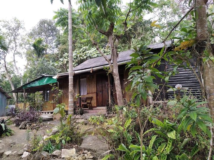 Kharmawshun Bamboo Cottage (II)