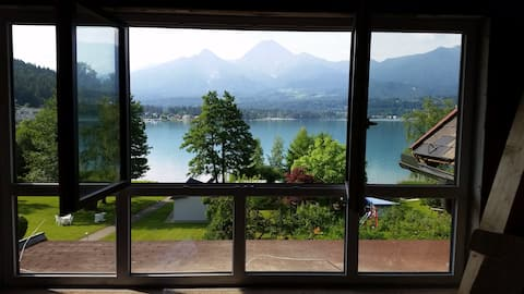 Apartment am Faaker See Langhans