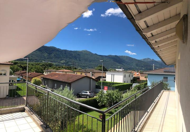 Appartamento in Ticino centrale