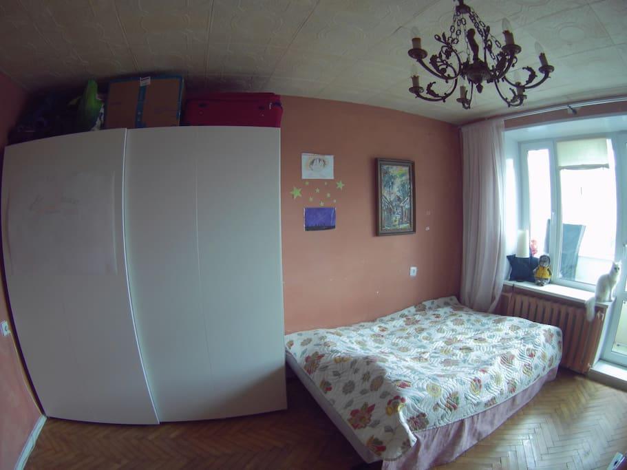 общий вид комнаты / general view of the room