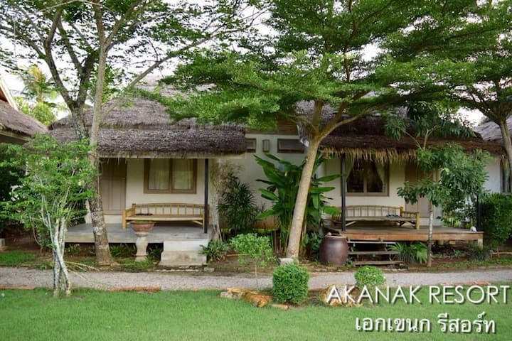 AKANAK RESORT KRABI Eco Friendly