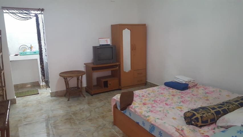 Live in a local neighbourhood - Krong Preah Sihanouk - Apartment