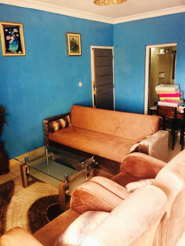 Appartement de 3 chambres