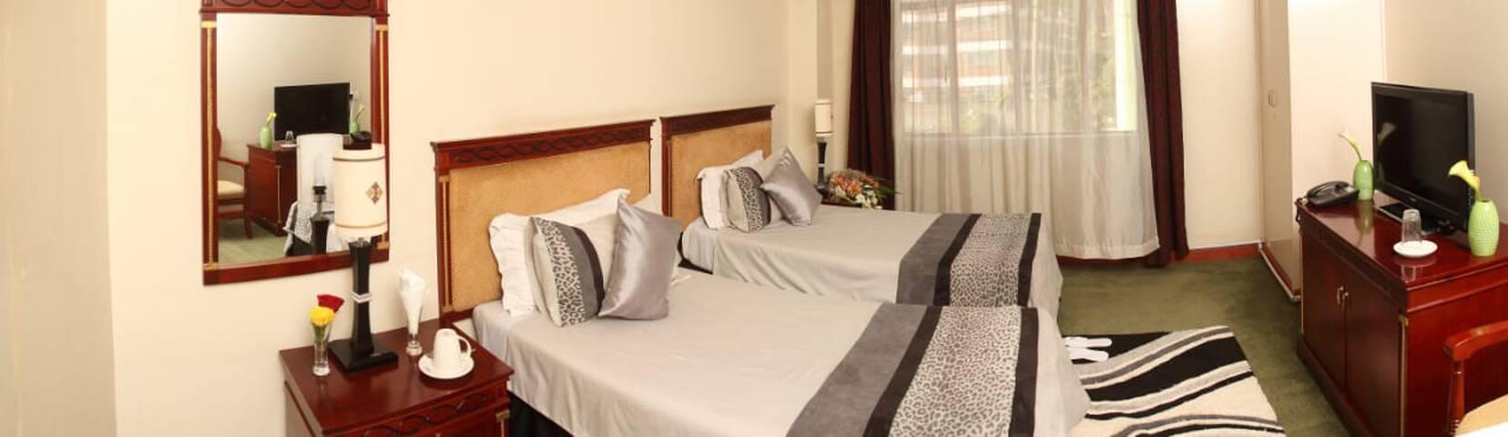 Convenient, Affordable,Comfortable  & Sumptuous