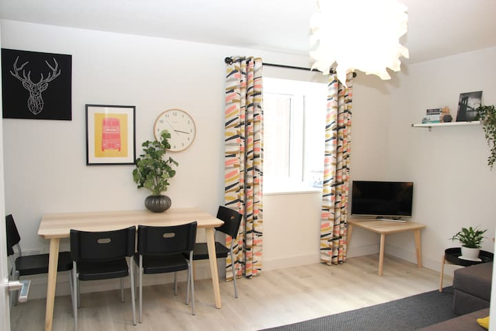 Gorgeous 1 bed apartment in Cambridge City Centre