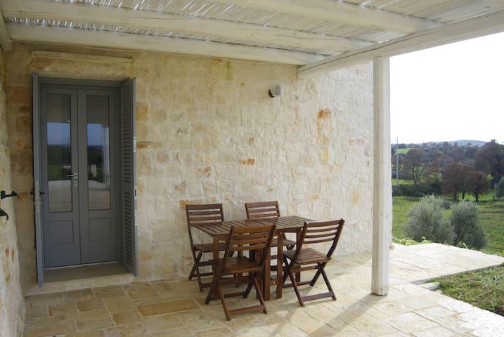 Tramonti d'Itria - Lammia - Ostuni - House