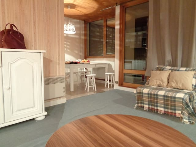 3-room Courchevel 1650 (Moriond) in/out skiing
