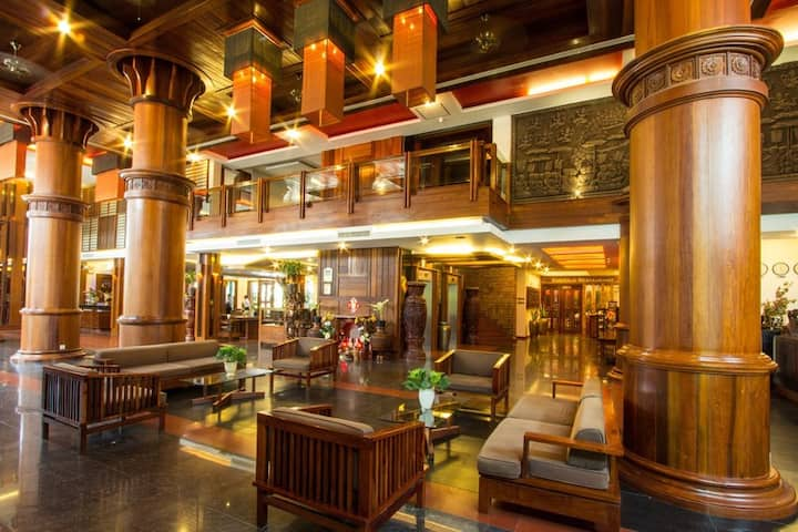 Fantastic Double Or Twin Deluxe At Siem Reap