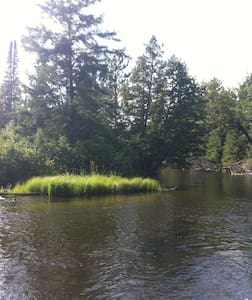 Ausable River Fly Fishing / Kayaking - Grayling - Szoba reggelivel