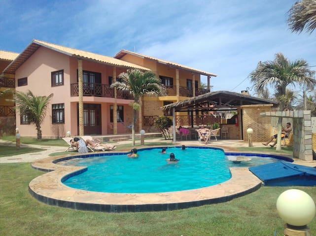 Casa de praia Canoa Quebrada - Canoa Quebrada - House
