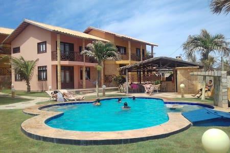 Casa de praia Canoa Quebrada - Canoa Quebrada - Casa