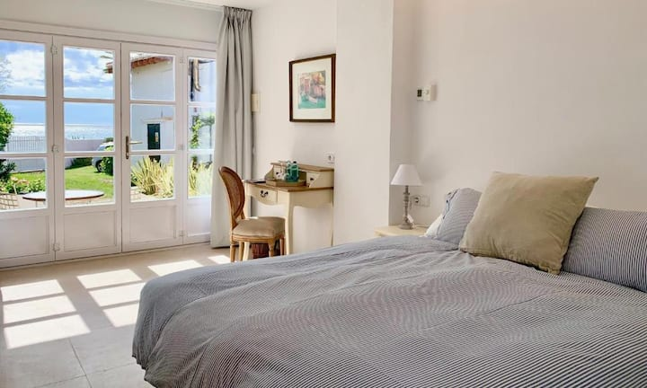 The Sea Club - Double Room with Terrace and Seaview