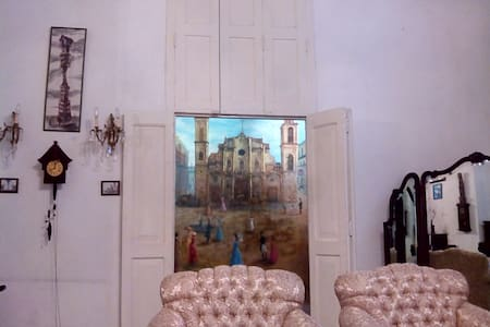 Hostal CV (Vip in Old Havana) - Room D - La Habana