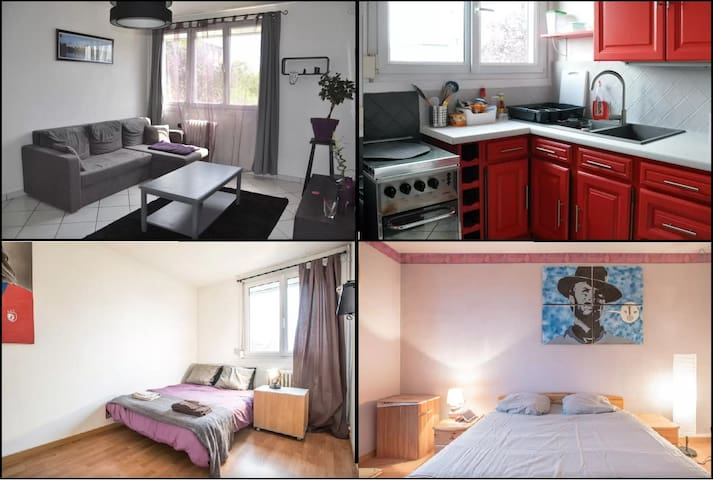 5 min from Lille - Loos - Apartamento