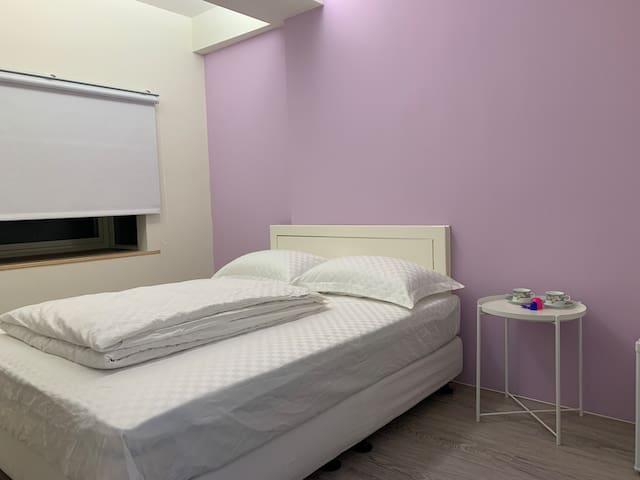 S.W.'s cozy home(怡舍)room C 牡丹