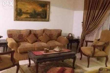 near of safeer hotel el mesaha squer - Dokki - Apartment