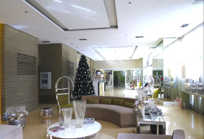 《Greenbelt Manor-I》 Makati CBD Near Mall/Cinema