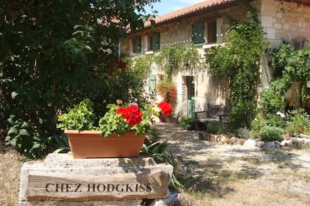 Peaceful  Gite for 2 with pool. - Saint-Just - Appartement