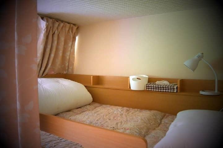 Female Dorm A/SharedRoom/Cash special price/NoMeal