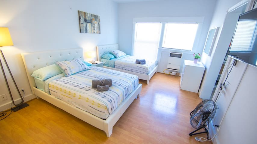 Compact Studio near Los Angeles Convention Center - Los Angeles - Daire