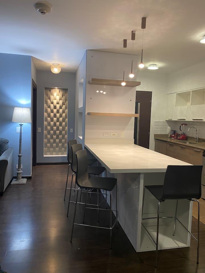 Bello y confortable apartamento en San José 1 hab
