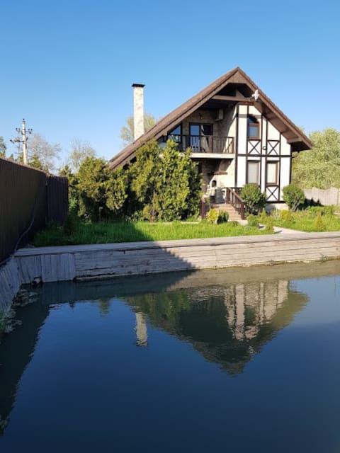 Guesthouse on Lesnaya