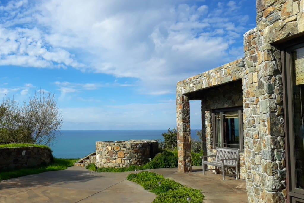 Big Sur Stone House
