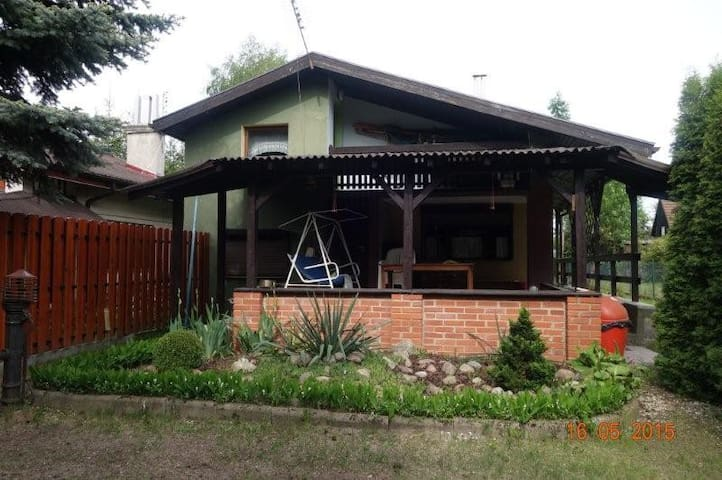 Specious cottage house with big terrace