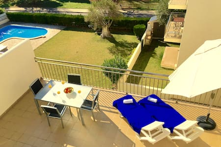 Lovely penthouse with views, close to the Pinewalk - Pollença