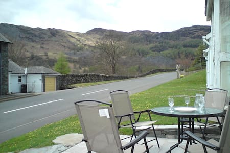 Fantastic Langdale valley location
