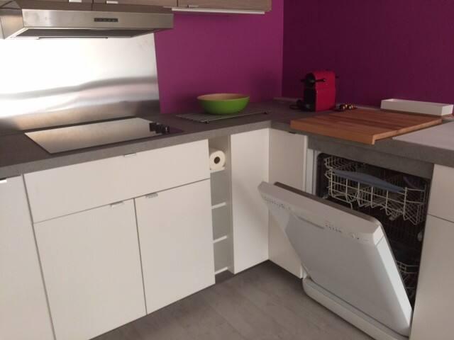 Appartement rez-de-jardin en centre ville - Clermont-Ferrand - Pis