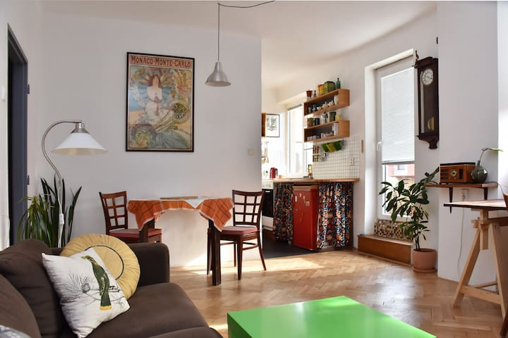 MARJÁNKA - Charming Apartment & Terrace