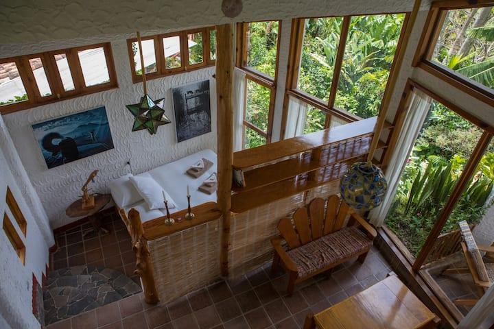Loft Apartment at Lush Atitlan, San Marcos