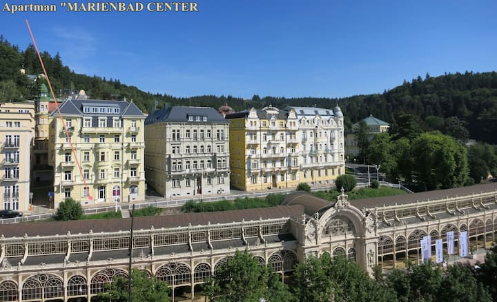 MARIENBAD CENTER APARTMAN
