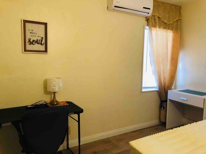 3#A/C bed room