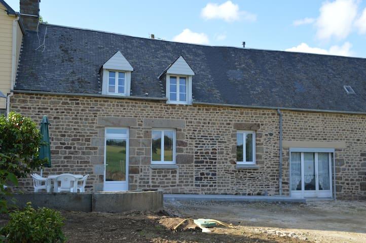 Chambre à La Pinsonnière - Lapenty - Ev