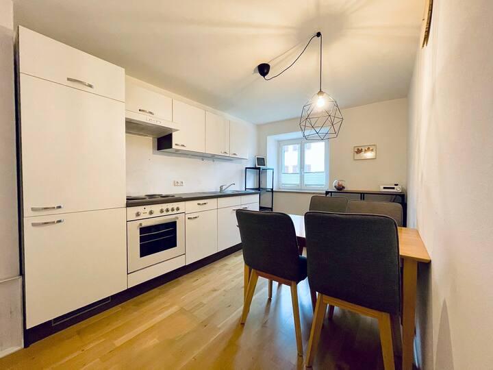 Möblierte 2-Zimmer-Wohnung in Uni- und OTH-Nähe