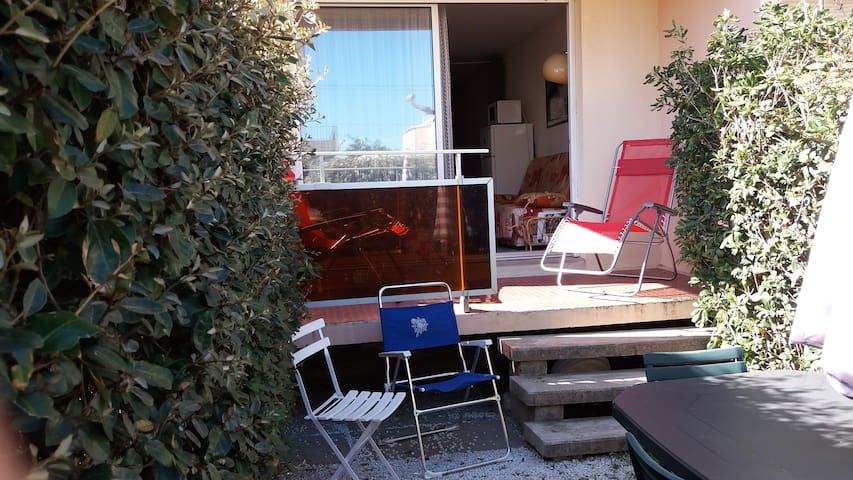 Appartment T2 100 m de la plage - Narbonne
