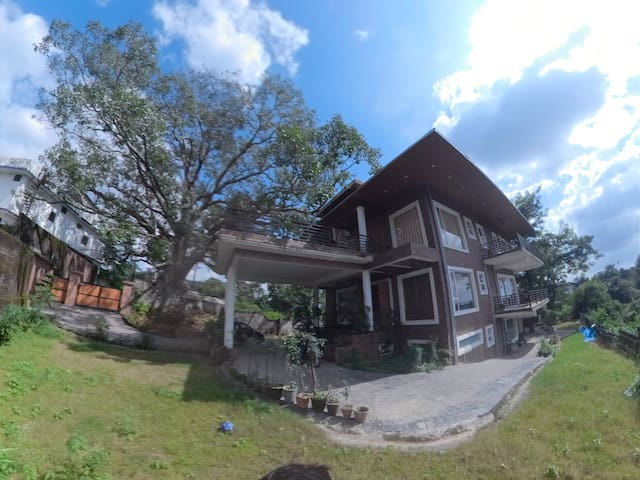 Into the wild Homestay within the city limits