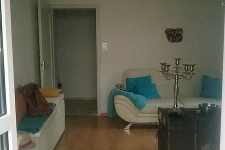 Sauberes,nettes 15m2 grosses Zimmer mit 1,40m Bett - Kreuzlingen