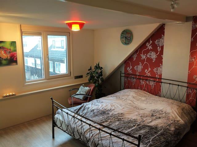 Ruime kamer op het zuiden - Amsterdam-Zuidoost - House