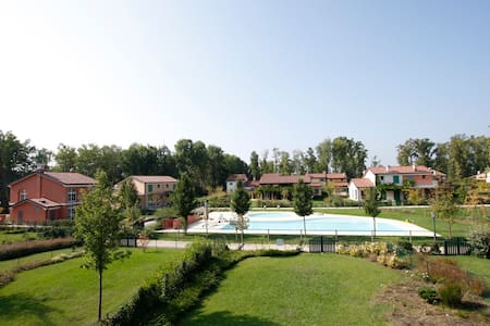 Golf vacation villa in Bogogno - Bogogno