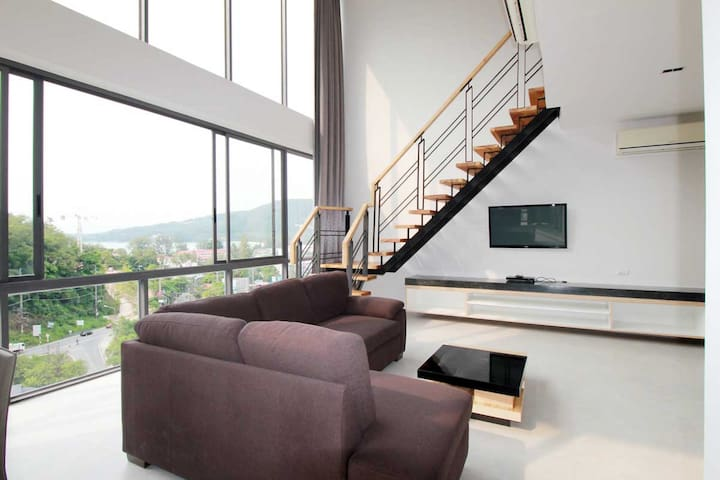 2 Bedroom Penthouse Apartment