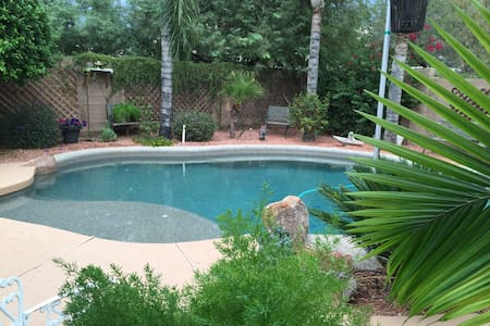 Charming House 2 in Secluded Street - Chandler - House