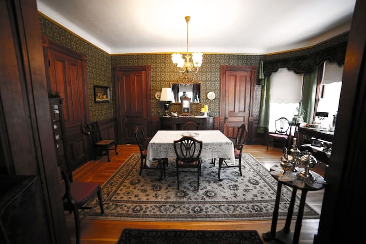 Elegant & Historical Victorian Bed and Breakfast