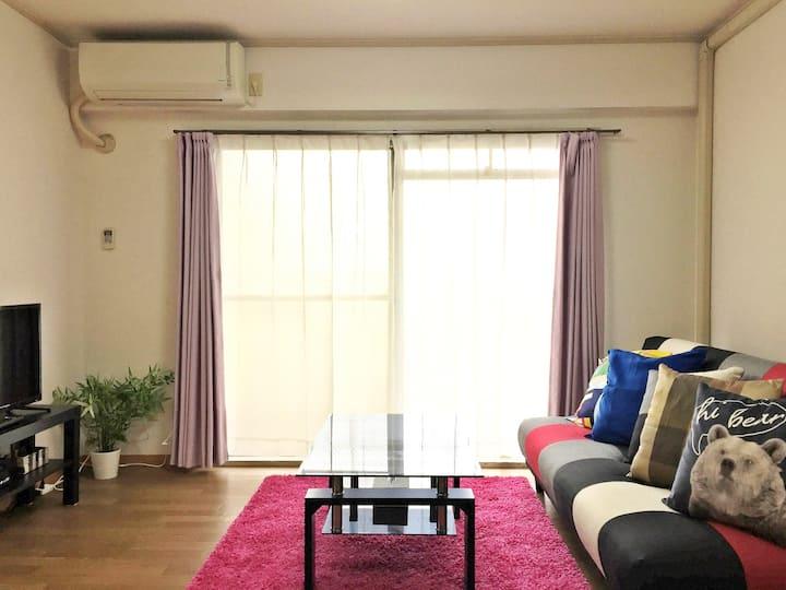 30min frm KIX/ Luxuary & Comfortable -FREE P. lot-