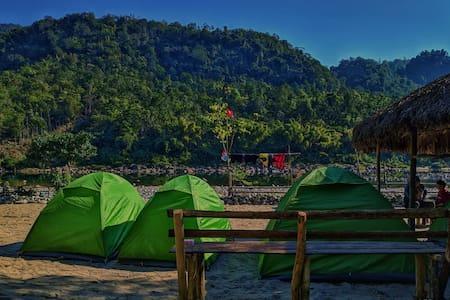 DARRANG - DAWKI ADVENTURE CAMPS - @THEGYPSYGURU