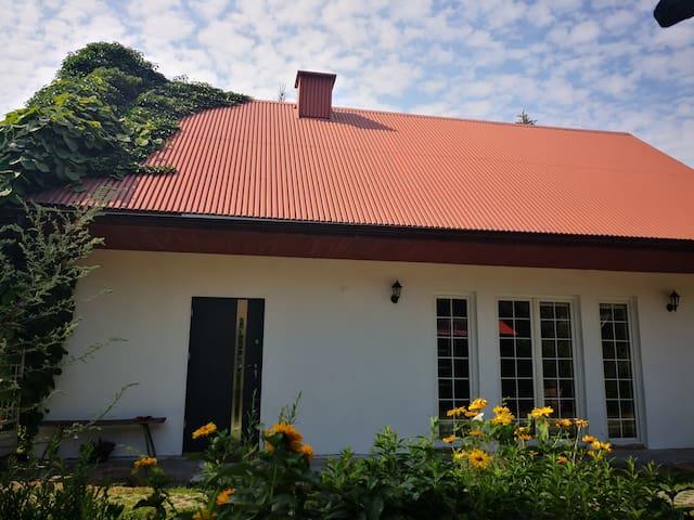 Lawenda i Bluszcz -przytulne miejsce blisko natury