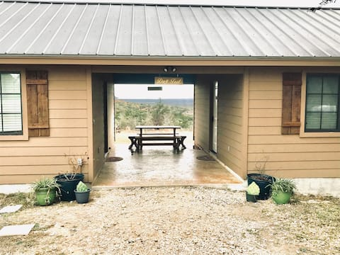 Dog Trot Guest Suites on the RW Ranch